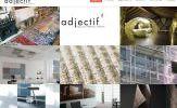 ADJECTIFD - agence en matériaux différents - Christophe et Anne-Laure GRONNIER (promo 1990) ...